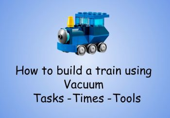 how to build train